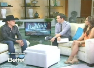 Clay Walker on The Better Show