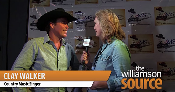 Clay Walker Interview - Williamson Source